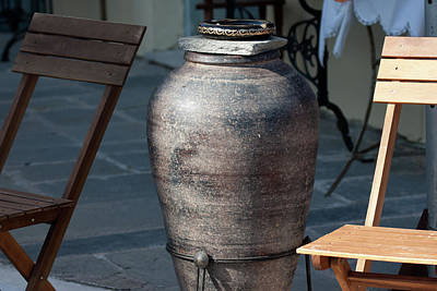 Jar Art Print by Bruno Spagnolo