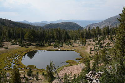 Photograph - Jarbidge Lake by Jenessa Rahn