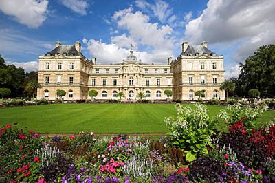 Photograph - Jardin Du Luxembourg Paris by Pierre Leclerc Photography