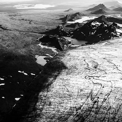 Photograph - jarlhettur Langjokull by Gunnar Orn Arnason
