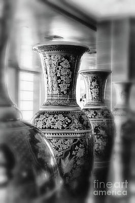 Photograph - Jars by Charuhas Images
