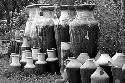 Photograph - Jars Of Clay by Teresa Blanton
