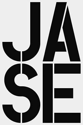 Dot Painting - Jase by Three Dots