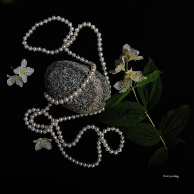 Photograph - Jasmine And Pearls by Randi Grace Nilsberg