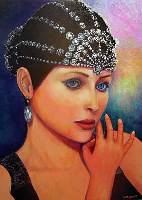 Jewelry Mixed Media - Jasmine by Michael Durst