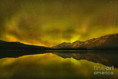 Photograph - Jasper Aurora Borealis by Adam Jewell