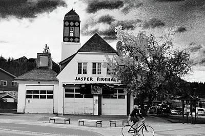 Photograph - Jasper Firehouse by Joe Burns