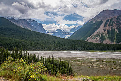 Photograph - Jasper National Park Alberta Canada by Joan Carroll