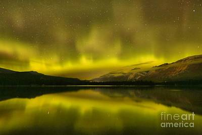 Photograph - Jasper Pulsating Skies by Adam Jewell