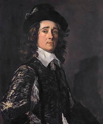 Painting - Jasper Schade by Frans Hals
