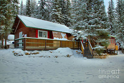 Photograph - Jasper Winter Seclusion by Adam Jewell