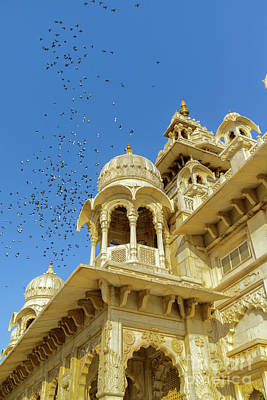 Photograph - Jaswant Thada 02 by Werner Padarin