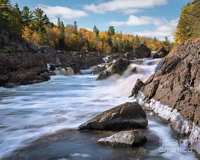 Cooke Photograph - Jay Cooke Autumn Colors by Ernesto Ruiz