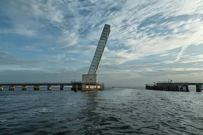 Photograph - Jay Jay Bridge by John M Bailey
