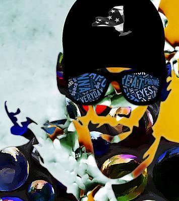 Mixed Media - Jay Z 444 Lyrics by Marvin Blaine