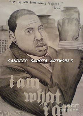 Jay Z Original by Sandeep Kumar Sahota