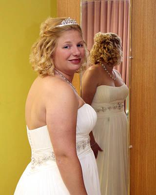 Photograph - Jayme Nick Wedding Sample 4 by George Jones