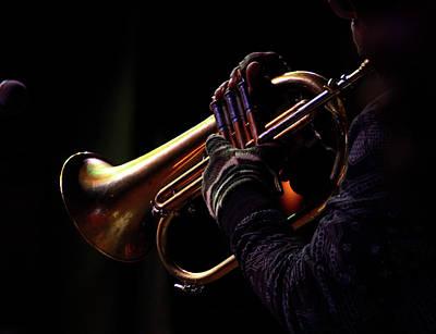 Photograph - Jazz 16 by David Gilbert