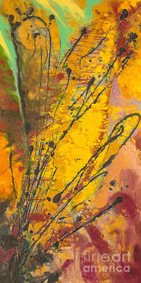 Painting - Jazz by Marc Dmytryshyn