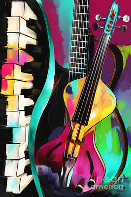 Jazz Original by Melanie D
