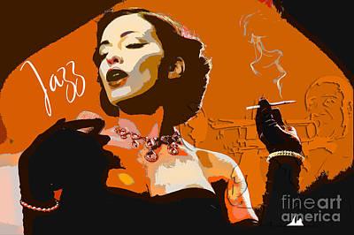 Jazz Music Original by Daniela Constantinescu