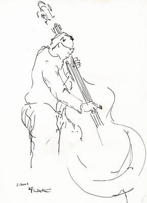 Jazz Musician_7 Original