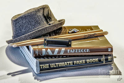 Photograph - Jazz by Walt Foegelle