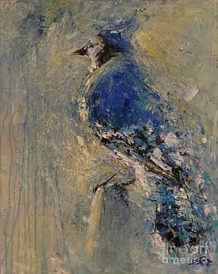 Jazzy Jaybird Original by Dan Campbell