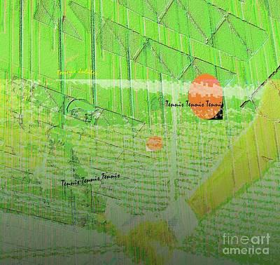 Jdm Tennis Jubilee Original by JeanDarcel Michel