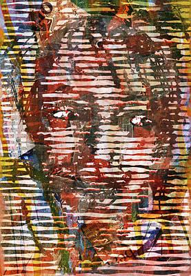 Digital Art - Jealousy by Haruo Obana