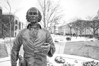 James Madison University Photograph - James Madison by Cara Walton