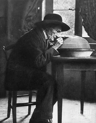 Photograph - Jean Henri Fabre by Granger