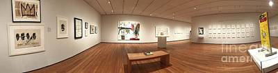 Photograph - Jean-michel Basquiat Gallery by Michael Krek