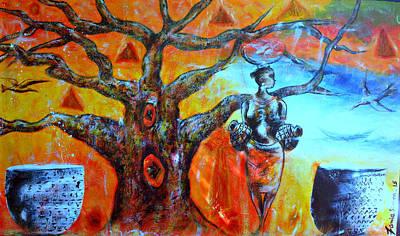 Painting - Jeanilia by Fania Simon