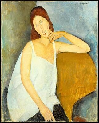 Jeanne Hbuterne 18981920 Original by Amedeo Modigliani