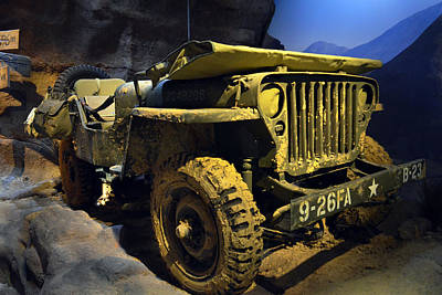 Photograph - Jeep 1 by Maggy Marsh