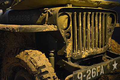 Photograph - Jeep 2 by Maggy Marsh