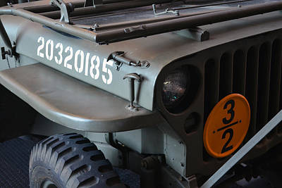 Photograph - Jeep 3 by Maggy Marsh