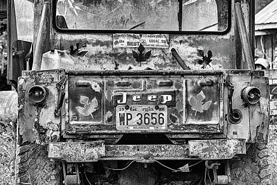 Photograph - Jeep Strong by JC Findley