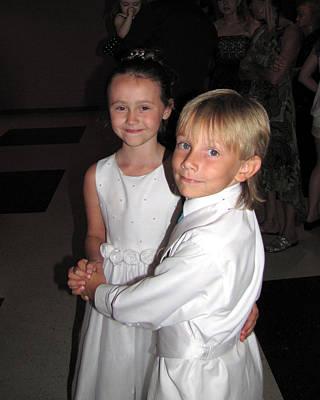 Photograph - Jeff And Kaylas Wedding 9 by George Jones