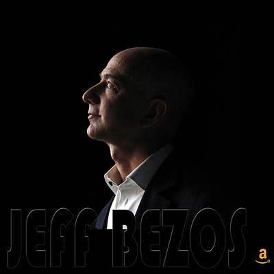Photograph - Jeff Bezos 1 by Andrew Fare