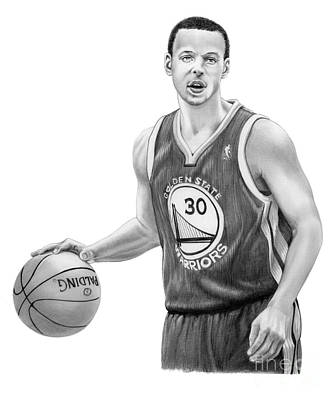 Stephen Curry Original by Murphy Elliott