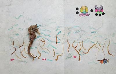 Painting - Jeff by Francisco Fonseca y Venegas