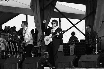 Jeff Tweedy Photograph - Jeff Tweedy Is Happy by David Fields