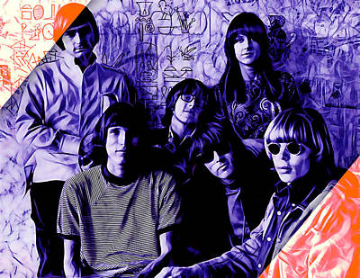 Jefferson Airplane Collection Art Print