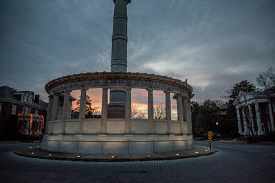 Photograph - Jefferson Davis Sunrise by Doug Ash