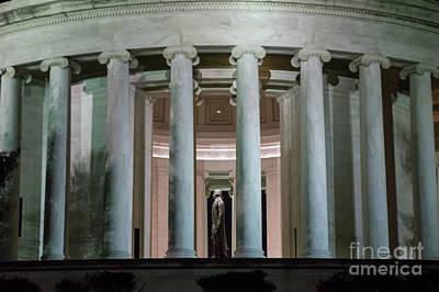 Jefferson Memorial Original