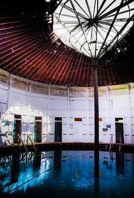 Politicians Royalty-Free and Rights-Managed Images - Jefferson Mineral Pools by Karen Wiles