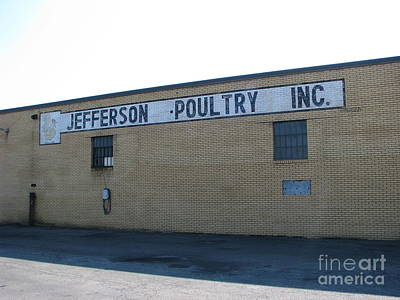 Photograph - Jefferson Poultry Inc by Michael Krek