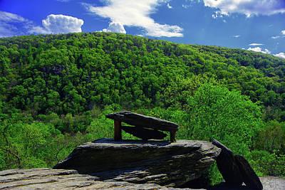 Photograph - Jefferson Rock  by Raymond Salani III